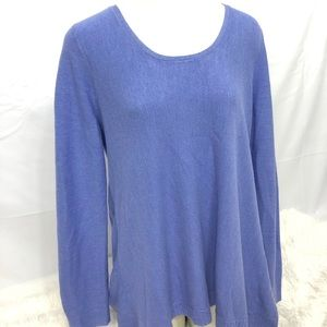 Eileen Fisher Lavender Sweater